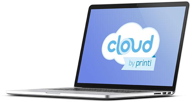 Cloud - solução gráfica corporativa para suas necessidades