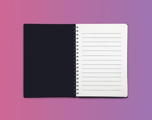 Impressao de cadernos personalizados