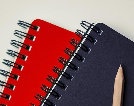Cadernos online personalizados