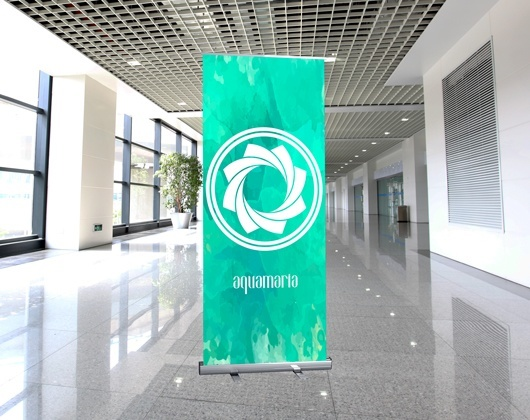 Grafica Online para Banner Roll Up