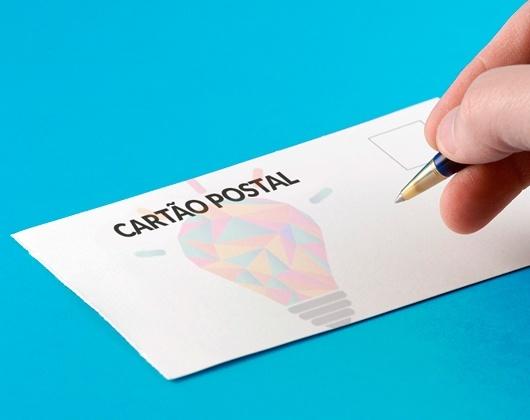 Imprimir Cartão postal