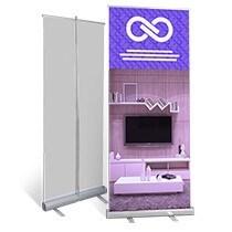 Impressão Digital de Banner Roll-Up