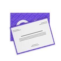 Impressão Digital de Convite