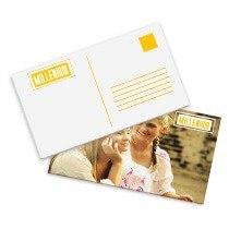 Gráfica para impressão de postal