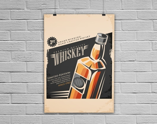 Grafica para Posters