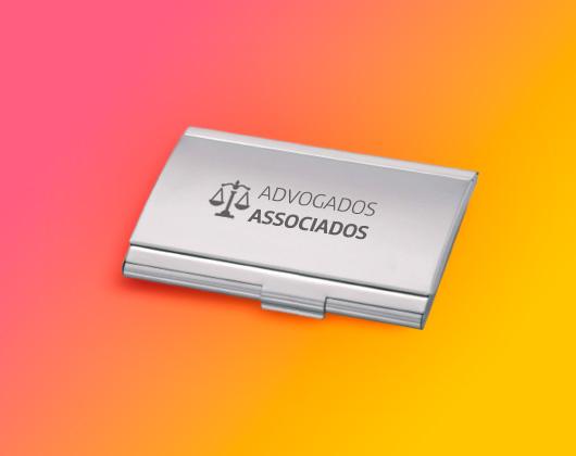 Gráfica para Porta Cartões Personalizados