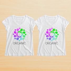 Camisetas Femininas Personalizadas  9900463a14d94