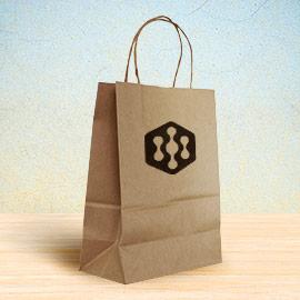 b016f1a02 Sacolas de Papel Personalizadas | Imprimir Sacolas Online | Printi