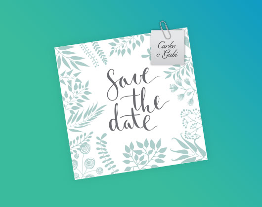Save the Date online