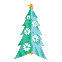 Imprimir Árvore de Natal