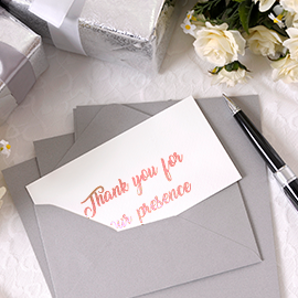 Customize Print Thank You Cards In Bulk Online Printi