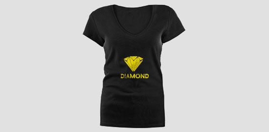 6b10d9f456 Camiseta Feminina Personalizada