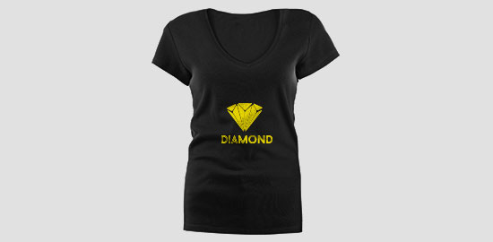 767d4a236e020 Camiseta Feminina Personalizada