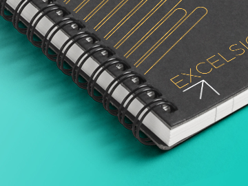 Print Spiral Bound Books | Single Book Printing Available