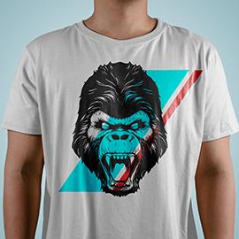 Custom T-Shirts with No Minimum | DTG T-Shirt Printing | Printi
