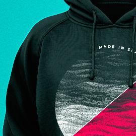 Custom Hoodies with No Minimum | Hoodie Printing by Printi | Printi